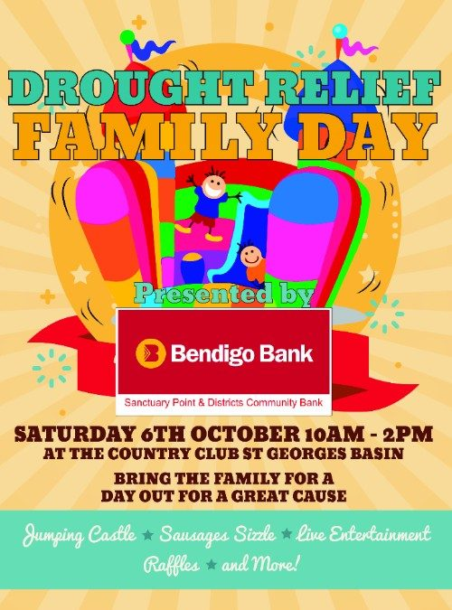 Drought Relief Family Day