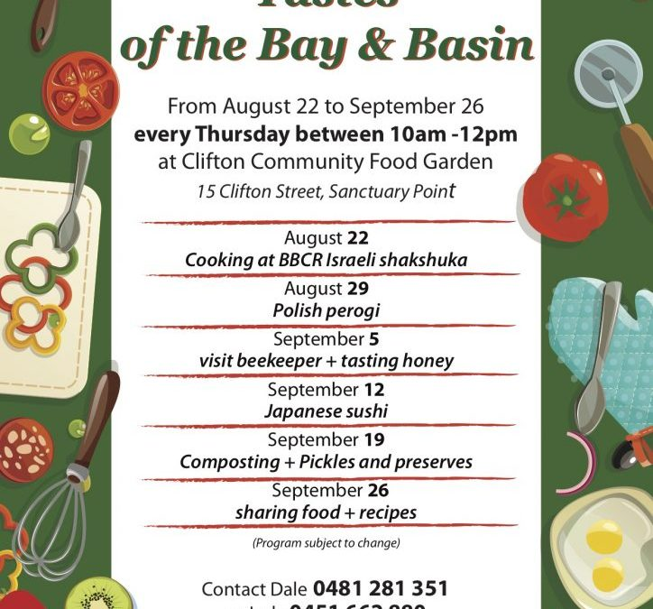 Taste of the Bay and Basin