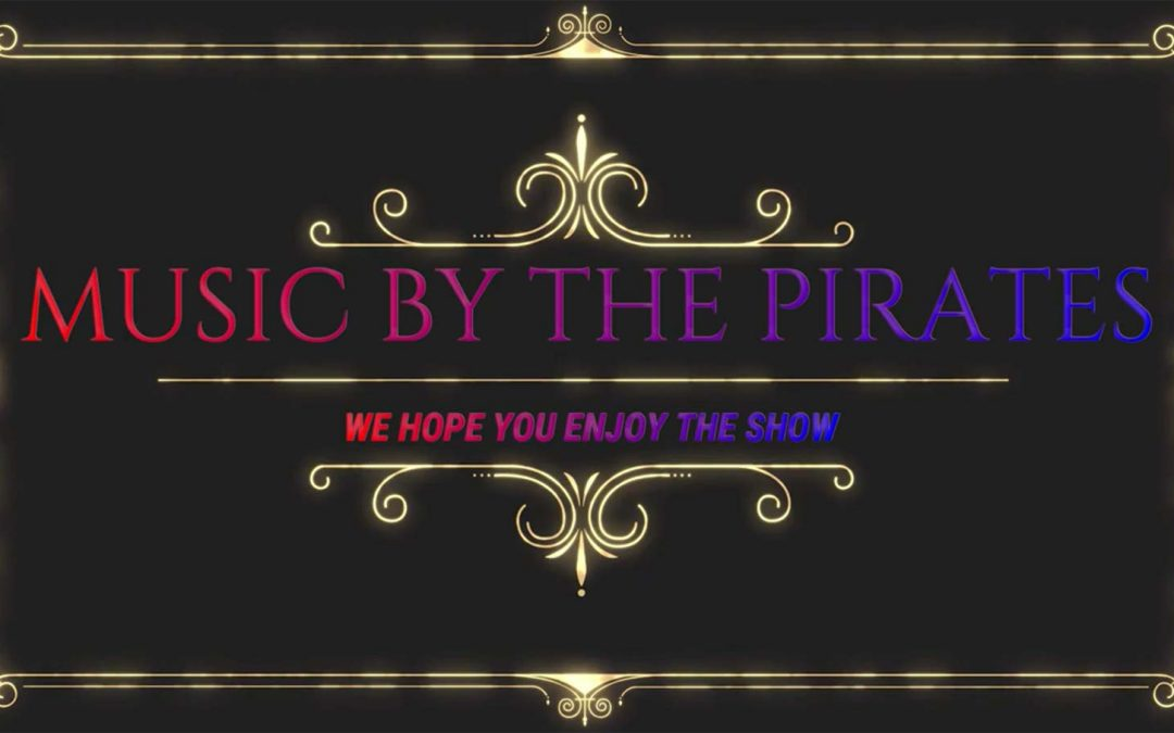 BBCR Pirates DVD for COVID 19