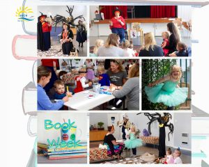 Book Week at the Community Space