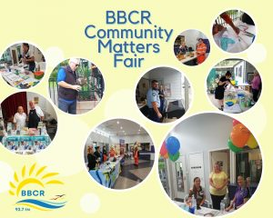 BBCR Community Matters Fair our first one!!!